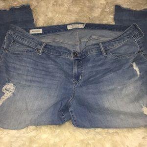 Torrid boyfriend jeans sz 20